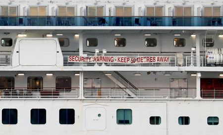 Japan cruise ship coronavirus cases climb to 175, including quarantine officer