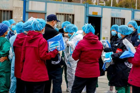 Dying a desperate death: A Wuhan family's coronavirus ordeal
