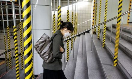'Like a zombie apocalypse': Residents on edge as coronavirus cases surge in South Korea