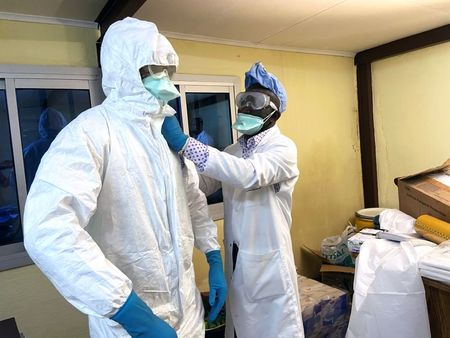 'Traumatized' Africans stranded by coronavirus plead to be brought home