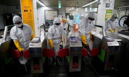 South Korea closes churches as coronavirus tally passes 3,700