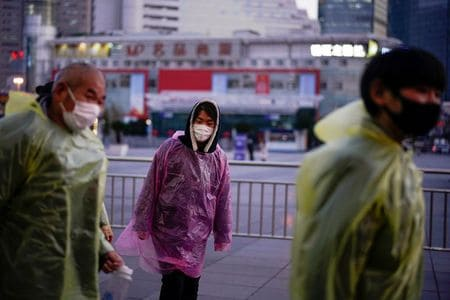 Chinese province reports 17 new coronavirus infections imported from Iran