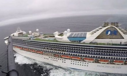 Twenty-one people test positive for coronavirus aboard cruise ship off San Francisco