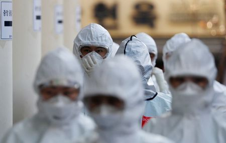 South Korea sees coronavirus 'stable phase' but 'too early to be optimistic'