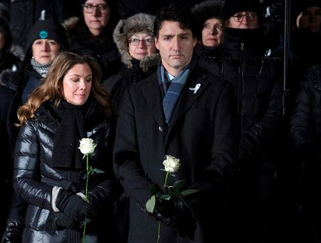 Trudeau self-isolates as wife is tested for coronavirus