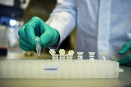 Germany's CureVac says low-dose coronavirus vaccine could allow for mass production