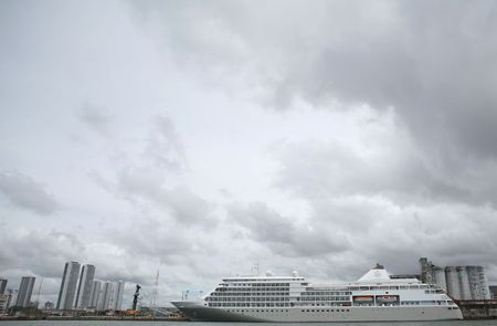 Canadian on cruise ship tested positive for coronavirus in Brazil: report