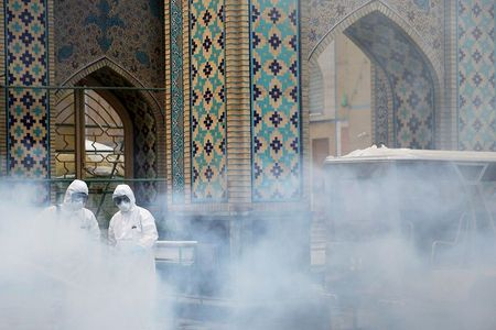 Iran's death toll from coronavirus increases to 853: official