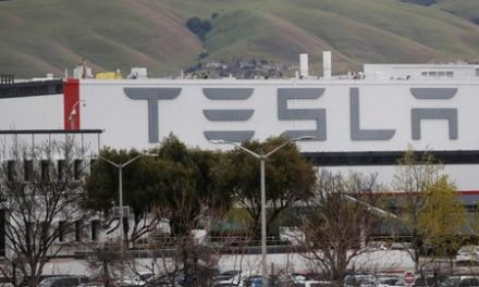 Tesla suspends production at U.S. vehicle factory due to coronavirus