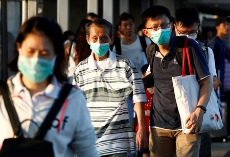 Singapore reports two deaths from coronavirus, first fatalities in country