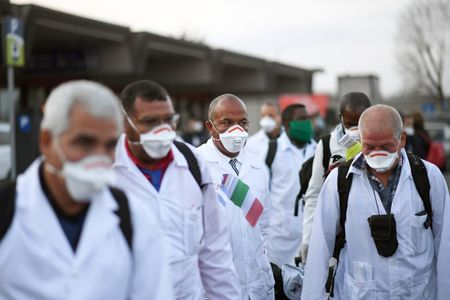 Italy bans internal travel as a further 651 die from coronavirus