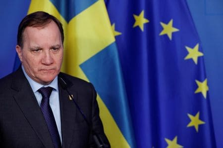 Swedish PM tells Swedes to take responsibility in national address on coronavirus