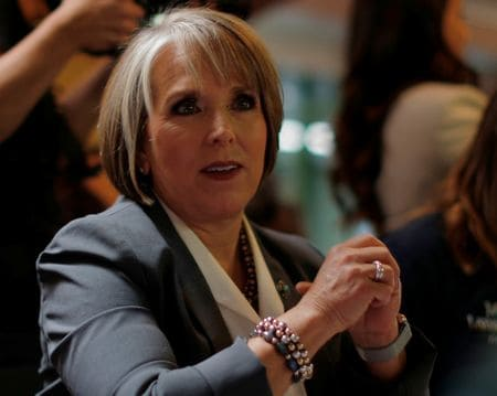 New Mexico governor issues statewide stay-at-home order