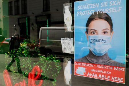Austria to make basic face masks compulsory in supermarkets