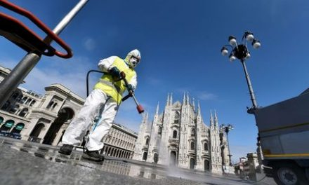 Italy's coronavirus deaths could be underestimated in data: official