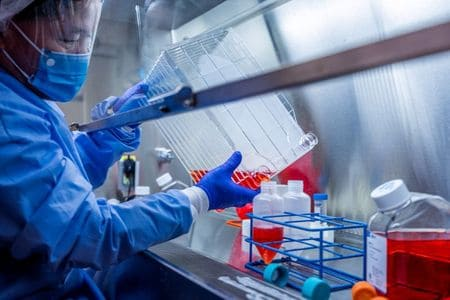Potential COVID-19 vaccine shows promise in mouse study
