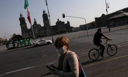 Mexico official calls diet a factor as coronavirus death toll climbs