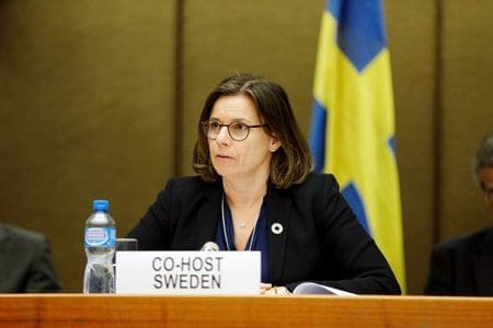 Swedish government to put forward bill granting it wider powers in pandemic fight