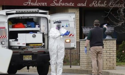 'Makeshift morgue' at New Jersey nursing home sparks broader coronavirus probe
