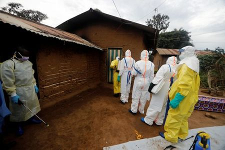 Congo records five new Ebola cases, shelves declaration of end to epidemic