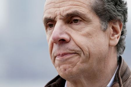 New York Governor sounds optimistic note as coronavirus numbers improve