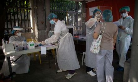 Coronavirus infections rate among Philippine health workers 'worrisome': WHO expert