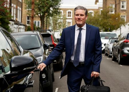 UK death toll 27,241, opposition Labour leader Starmer says