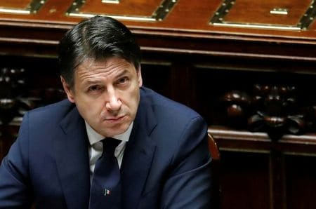 Italian PM warns regions against going it alone on lifting curbs
