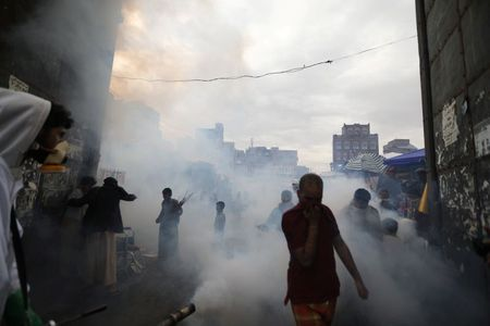 Yemen reports first two coronavirus deaths, braces for more