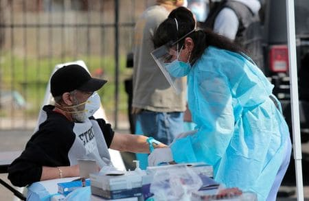 Special Report: FDA's lax rules on coronavirus blood tests open U.S. market to dubious vendors