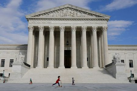 U.S. Supreme Court justices question curbs on overseas anti-AIDS funding