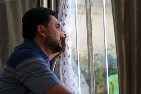 Iraqi who recovered from COVID-19 faced some social stigma