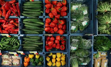 Locked down shoppers turn to vegetables, shun ready meals