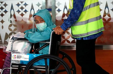 Indonesia reports 490 new coronavirus cases, 33 new deaths