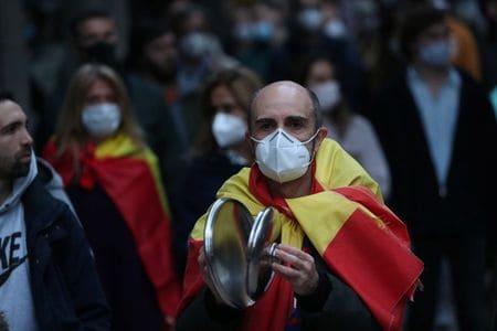 Spain plans last emergency decree extension as protests break out
