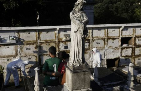 Brazil sees 674 new coronavirus deaths, world's third highest number of infections