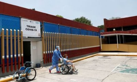 Mexico posts 2,414 new coronavirus cases, total deaths reach 5,332