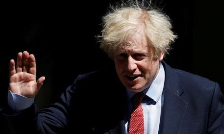 UK PM Johnson vows 'world-beating' track and trace COVID system by June 1