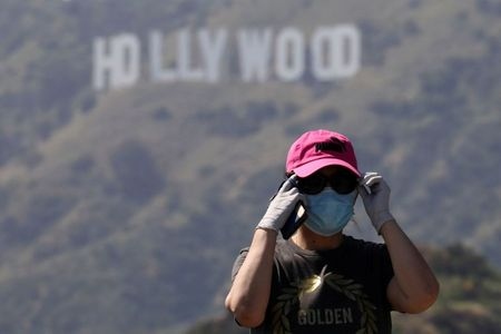 Wanted in Hollywood: COVID-19 consultants to help keep sets safe
