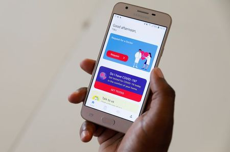 Amid lockdown, Kenyan medical startup brings clinic to your home
