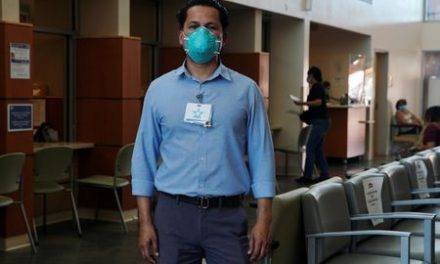 Workers living in Mexico helping California's pandemic health response