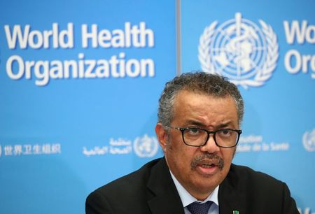 Virus can still be beaten, too early to declare pandemic: WHO