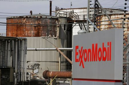 Four people hit by COVID-19 at Exxon Baytown Texas complex: sources
