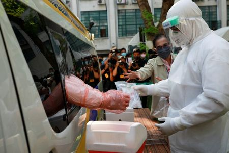 Thailand reports 33 new coronavirus cases, three new deaths
