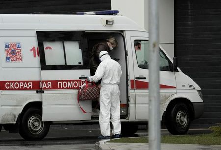 Moscow warns it faces coronavirus hospital bed shortage within weeks
