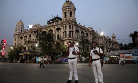 Doctors worry as populous Indian state struggles with coronavirus tests