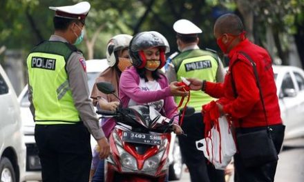 Indonesia reports 380 new coronavirus infections, 27 deaths