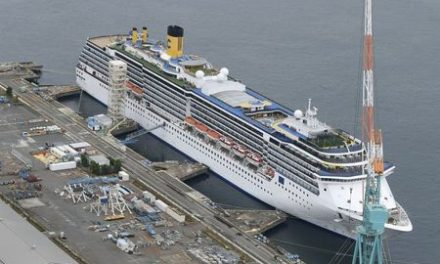 In Japan, Italian cruise ship grapples with coronavirus cluster