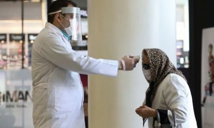 Iran's coronavirus toll rises, but holding steady at under 100 new deaths per day