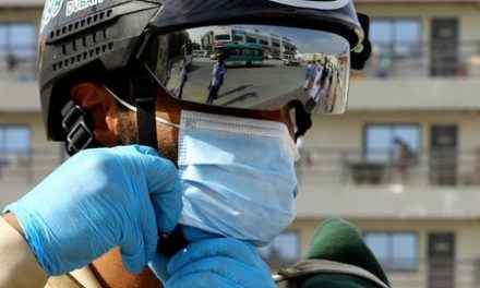 Emirati police deploy smart tech in coronavirus fight